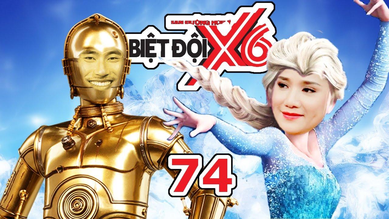 biet-doi-x6-tap-74-hoang-yen-chibi-trang-diem-kieu-minh-tuan-cat-tuong-hoa-than-elsa